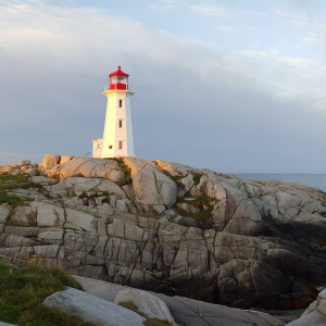 Peggy's Cove, NS early in the morning by Picture Perfect Tours